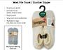 Merino Snuggie Travel/Bed Sock