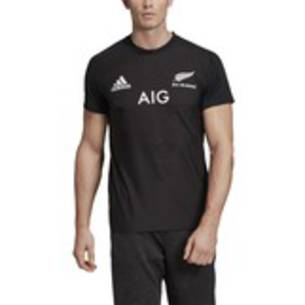 All Blacks Home Replica Performance Tee