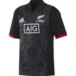 2019 All Black Maori Replica Jersey