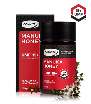 Comvita UMF +15 Manuka Honey 250gm