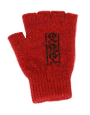Merino Possum Fingerless Koru Glove