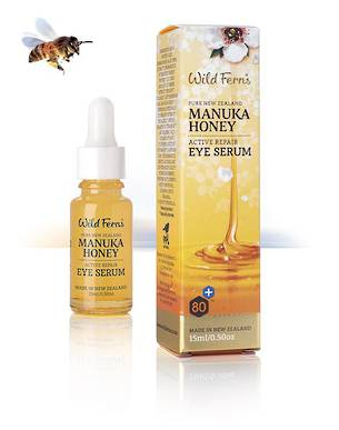 Wild Ferns Manuka Honey Active Repair Eye Serum