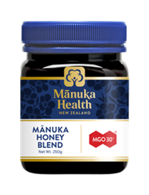 Manuka Health New Zealand Manuka Honey MGO30+ 250gm