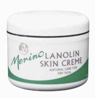 Merino Lanolin Skin Creme  -  100gm