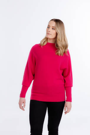 NB836 Bell Sleeve Sweater