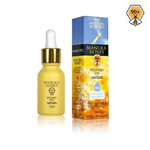 The Natural World Manuka Honey Recovery Eye Serum 15ml