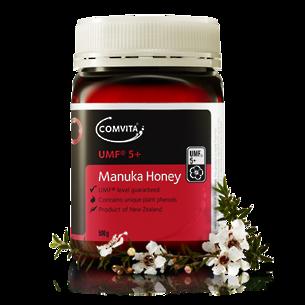 Comvita Active +5 Manuka Honey 500gm