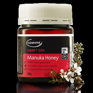 Comvita UMF +10 Manuka Honey 250gm