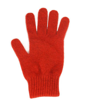 Merino Possum Plain Gloves