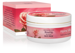 Alpine Silk Rosehip - Recovery Face Mask