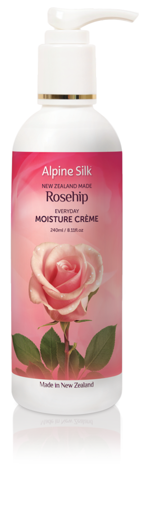 Alpine Silk Rosehip - Everyday Moisture Creme