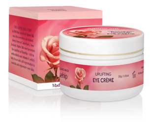 Alpine Silk Rosehip - Uplifting Eye Creme