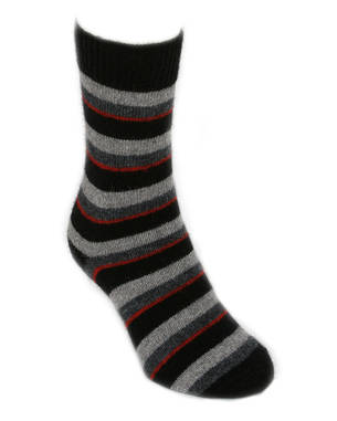 9895 Accent Stripe Sock