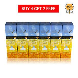 The Natural World Manuka Honey Moisturising Facial Creme - 6 pack
