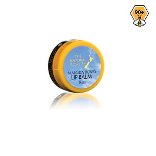 The Natural World Manuka Honey Lip Balm 8gm
