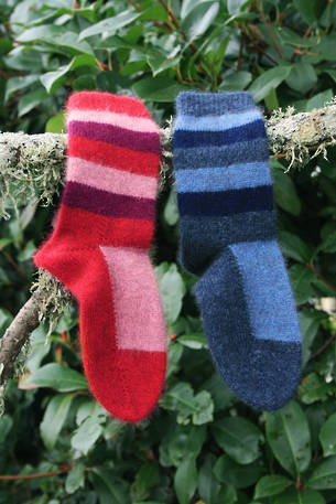 Cosy Kids Childs Stripe Sock