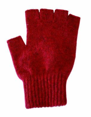 Merino Possum Fingerless Gloves