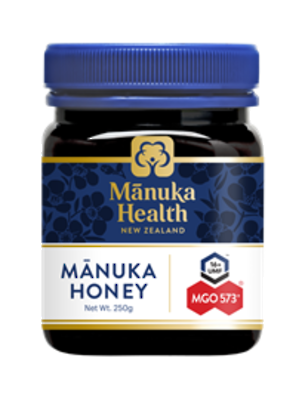 Manuka Health New Zealand Manuka Honey MGO 573+ 250gm
