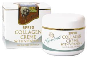 Merino Collagen Creme 100gm with Vitamin E + SPF30