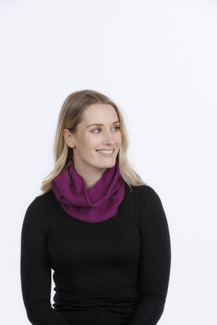 NX843 Plain Neck Warmer
