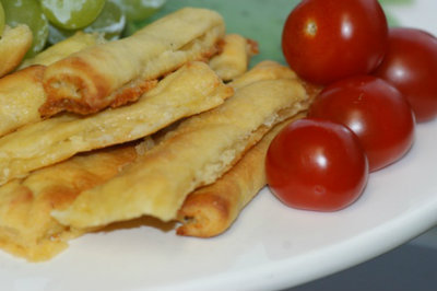 kumara Cheese straws400w
