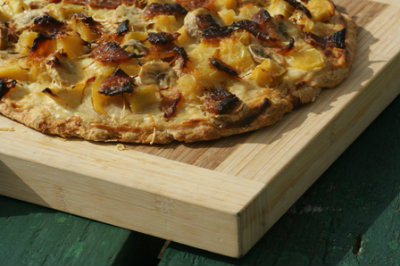 kumara tropical pizza400wide