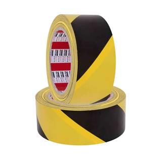 0009 Heavy Duty PVC Film Safety / Hazard Tape