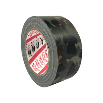 0163 Premium Camouflage Cloth Duct Tape