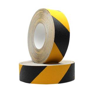 4702 Anti Slip Medium Grit Yellow/Black