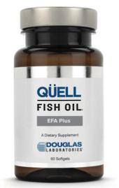 QÜELL® FISH OIL EFA PLUS