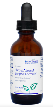 Dr. Wilson's Herbal Adrenal Support Formula®