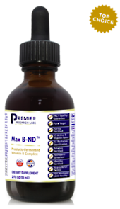 Max B-ND™-Natural Liquid B Vitamins