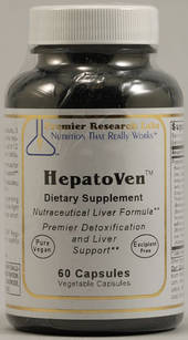 HepatoVen - (formerly Quantum Liver Complex)