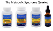 Metabolic Syndrome Quartet-small