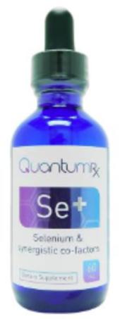 QuantumRX Se+ Liquid Elemental Selenium