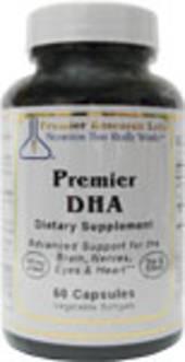 Premier DHA - Plant sourced Omega 3