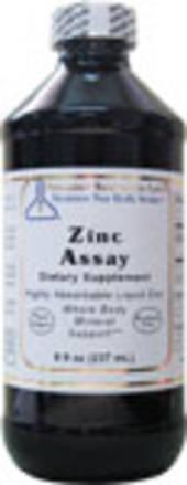 Liquid Zinc Assay