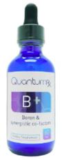 QuantumRX B+ Liquid Elemental Boron