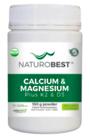 Naturobest Calcium & Magnesium Plus K2 & D3 Powder