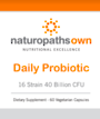 Naturopaths Own Daily Probiotic