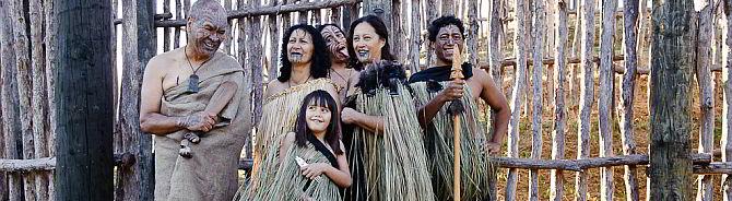 Te Hana Traditional Maori Village Experience