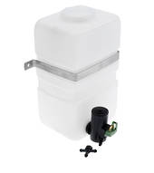 Washer tank with Pump 12 V 2.5L set