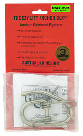 Anchor Clip for 8 to 10mm Rope