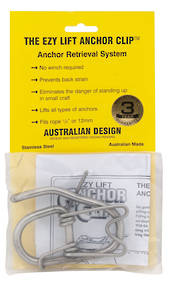Anchor Clip for 12mm Rope