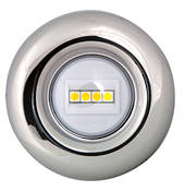 Flush Stern Light (Stainless Steel)