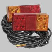 Narva LED Trailer Light Kit