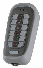 Hand held Transmitter 12 Channel -Quick