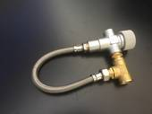 Mixing Valve for Water Heater. Thermostatic Kit KMX