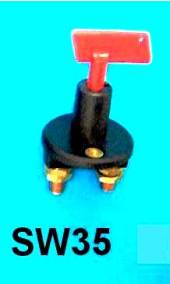 Battery Isolating Switch