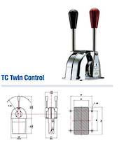 TC Twin Lever Throttle/Gear Control Pretech